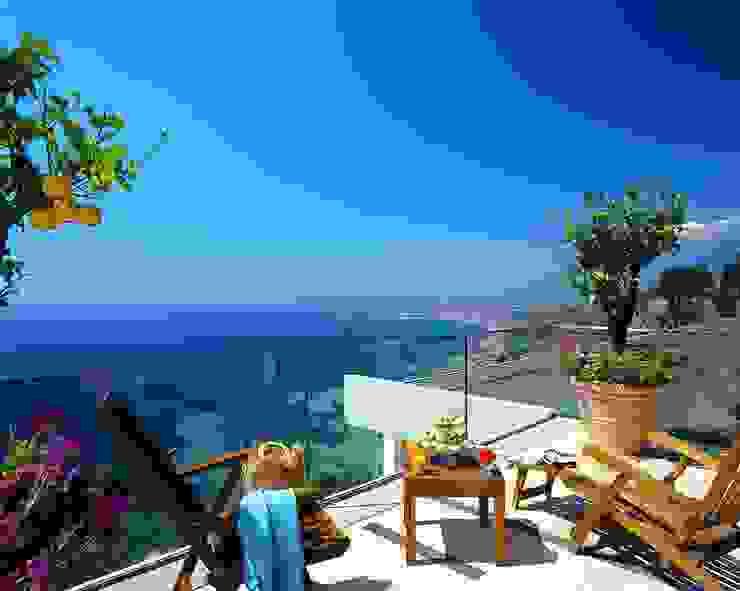 Hotel Monte Tauro Hotel in stile mediterraneo di laboratorio di architettura - gianfranco mangiarotti Mediterraneo