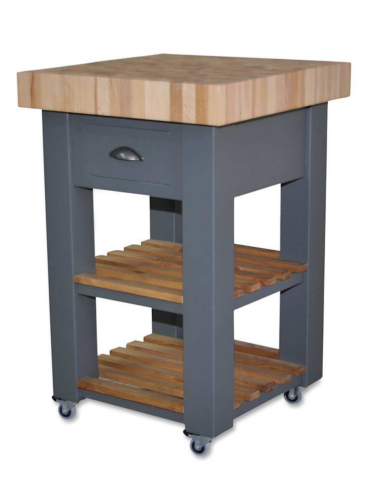 Butchers Block island - 60cm x 60cm Country Interiors