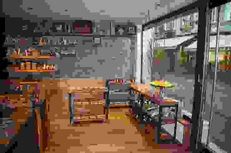 Gass 17 - Bäckerei Moderne Ladenflächen von Spaett Architekten GmbH Modern