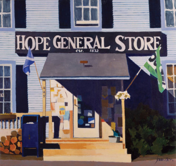 Hope General Store by Charles Jamieson: eclectic  by 4D Studio Architects and Interior Designers, Eclectic