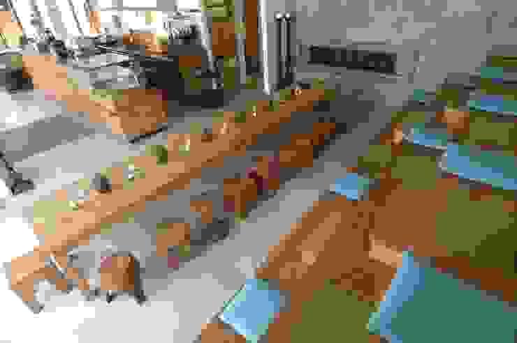 Das Vogelhaus Café Moderne Gastronomie von Spaett Architekten GmbH Modern