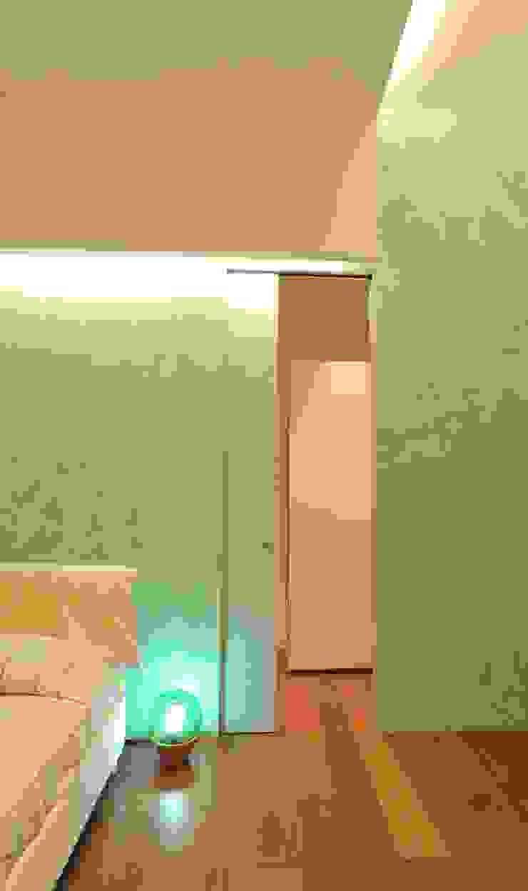 Interior Irsina_MATERA Camera da letto moderna di B+P architetti Moderno