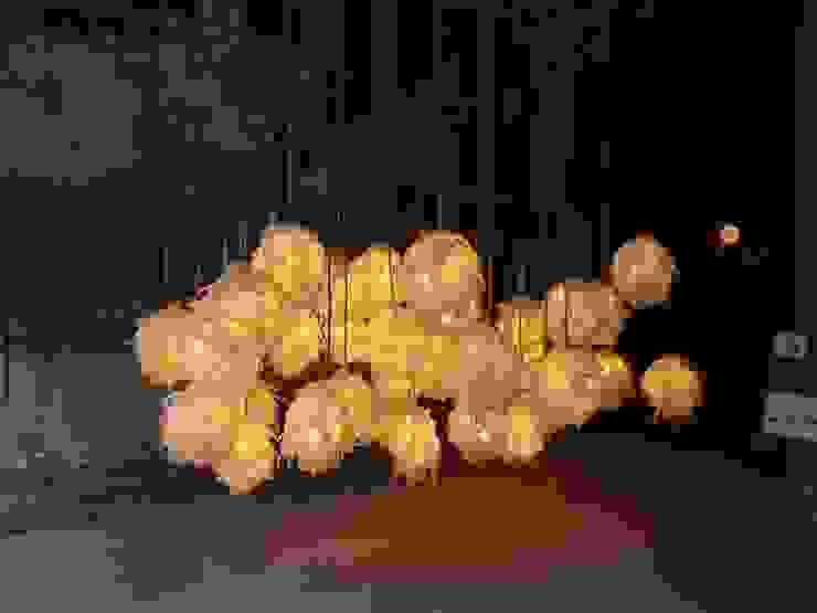 Illuminami al Fuorisalone 2012 Milano di SeFa Design by nature Eclettico
