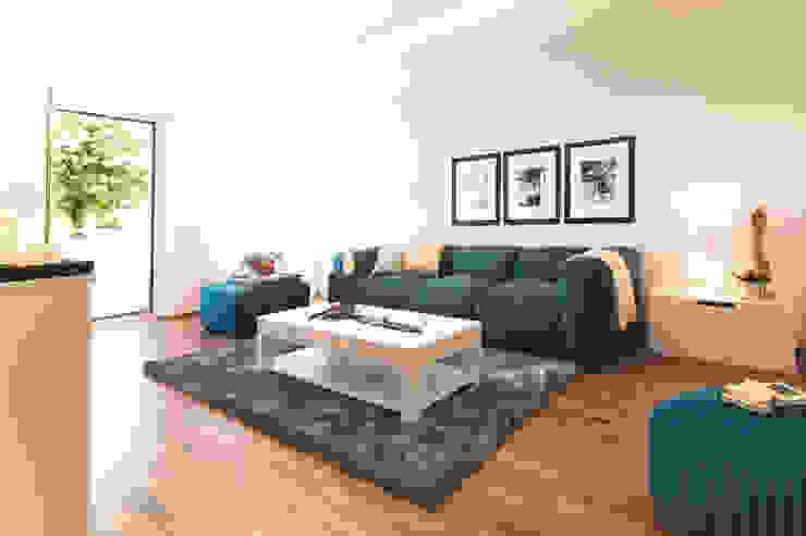 Modern living room by Luna Homestaging Modern