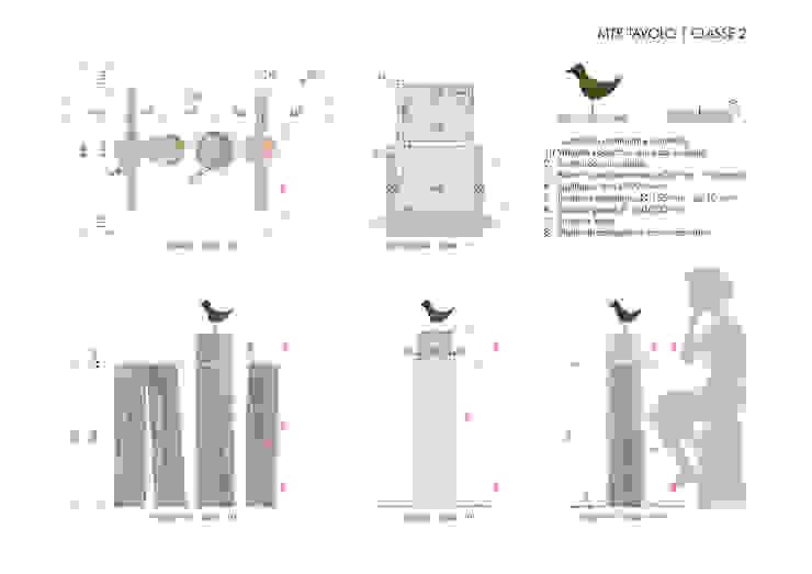 Concorso Tra le Briccole di Venezia | MTR Tavolo di Alessandra Gritti Architetto