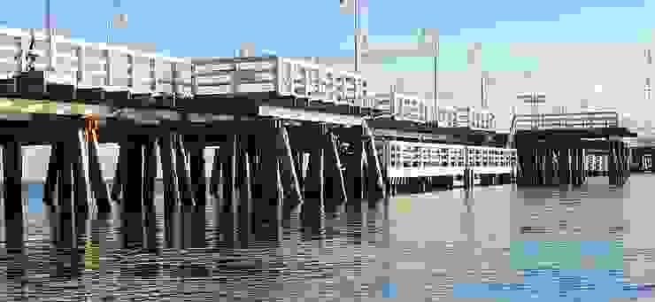 Sopot Pier furniture von Divadlo