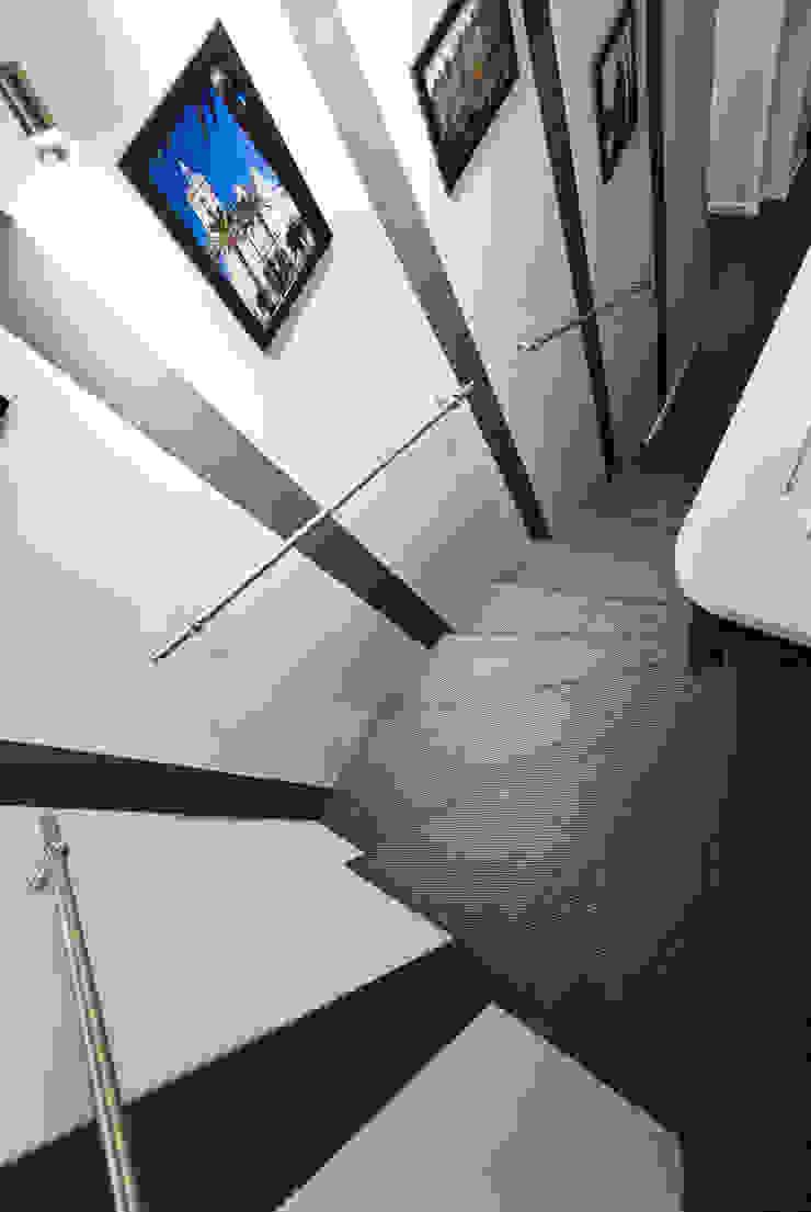 Escaliers et salles de bain par Interieurs Autrement