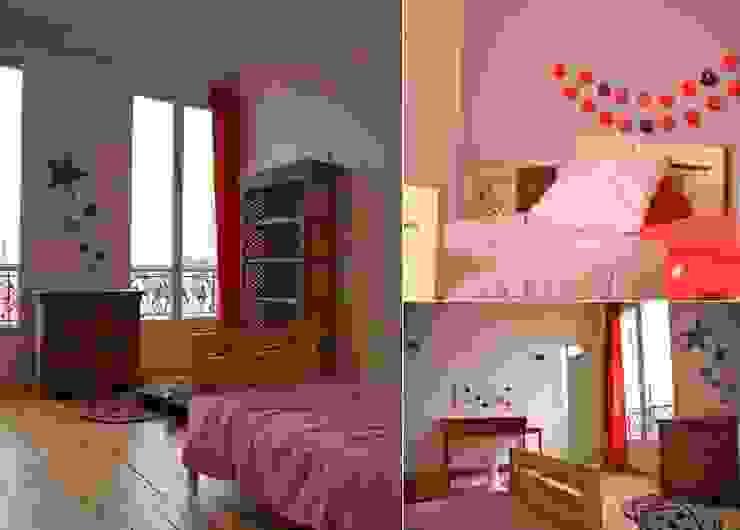 Dormitorios infantiles de estilo moderno de PATRICIA FRANCOIS Moderno