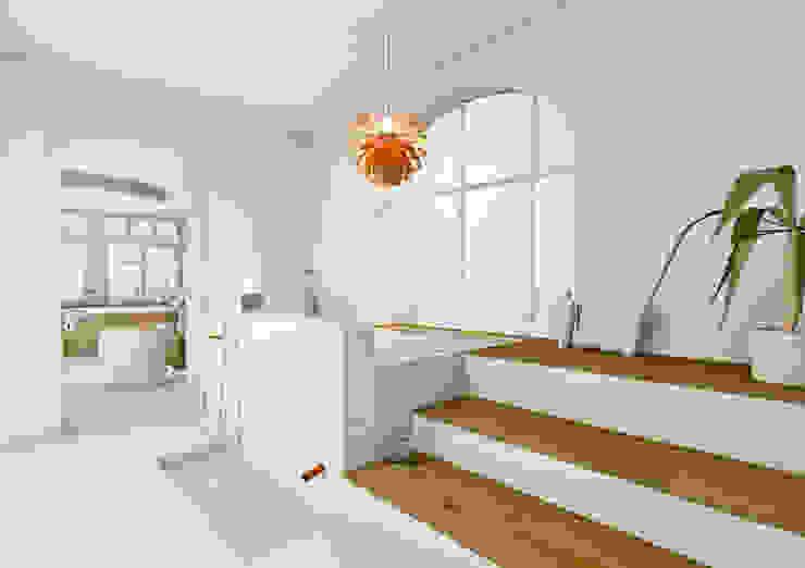Modern spa by baqua - Manufaktur für Bäder Modern