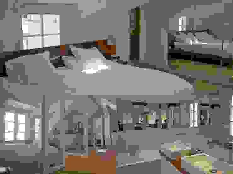 Camera da letto in stile scandinavo di PATRICIA FRANCOIS Scandinavo
