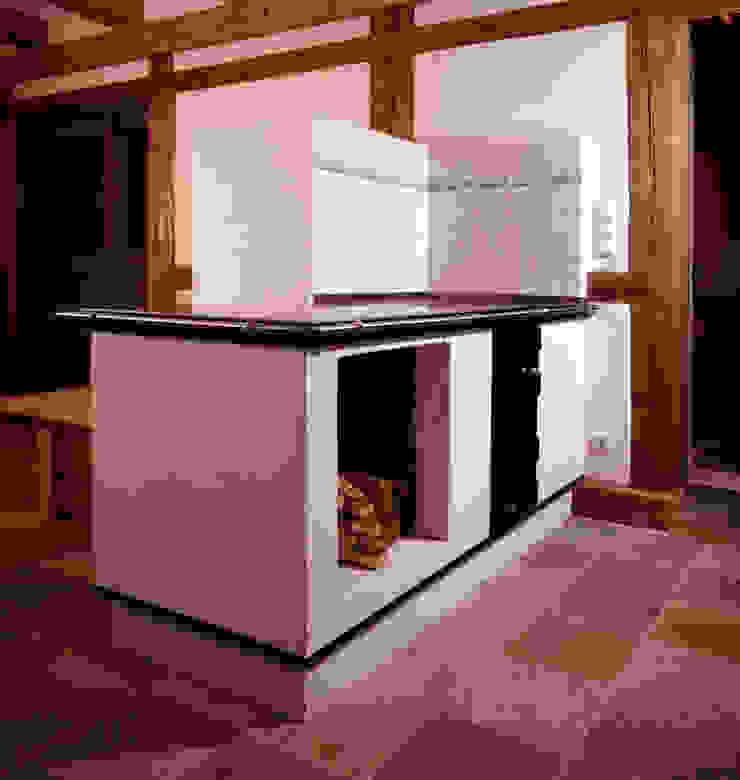 Dapur Gaya Rustic Oleh Gabriele Riesner Architektin Rustic