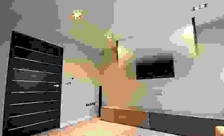 Media Room Modern media room by Inspire Audio Visual Modern