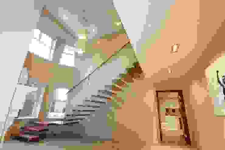 Lighting Modern corridor, hallway & stairs by Inspire Audio Visual Modern