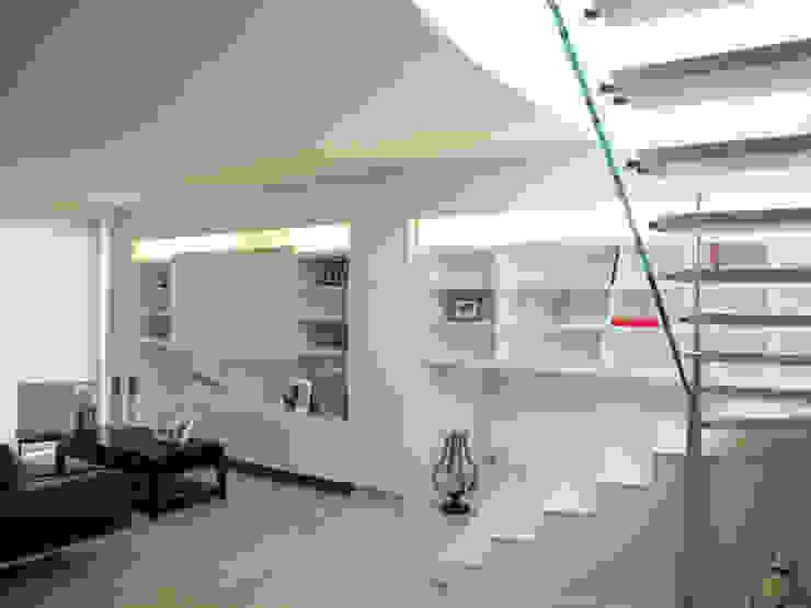 Gimmigi Lab Architettura Modern living room