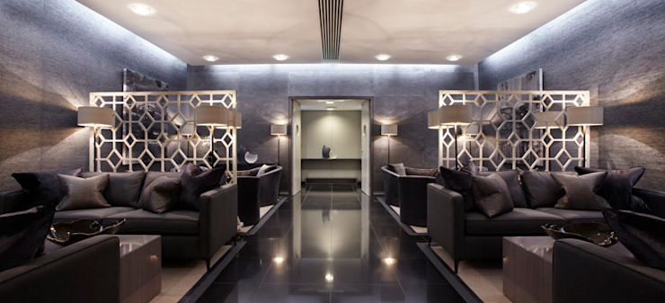 Heathrow Terminal 5 VIP Suites: modern  by Katharine Pooley, Modern