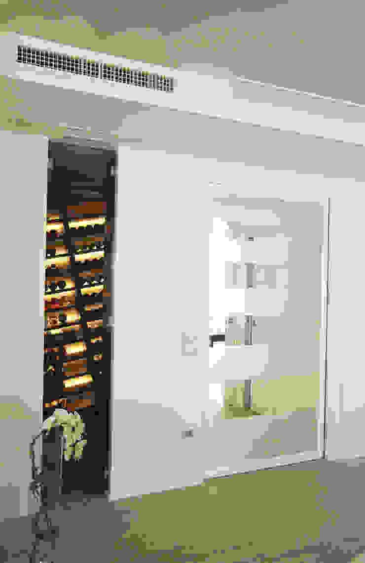 Gimmigi Lab Architettura Modern wine cellar