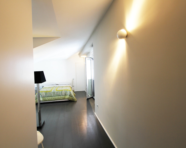 Gimmigi Lab Architettura Modern style bedroom