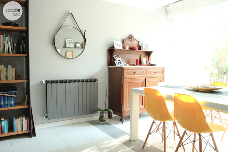 I ♥ GRAY :: Maresa's living room 现代客厅設計點子、靈感 & 圖片 根據 Spazio 14 10 di Stella Passerini 現代風
