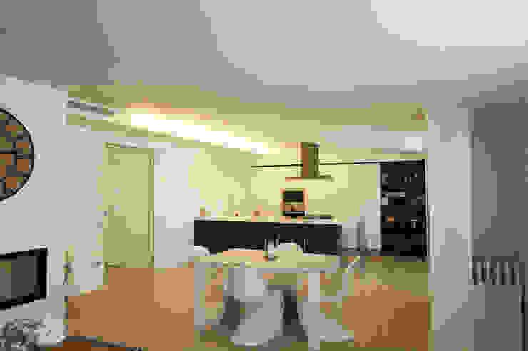 Gimmigi Lab Architettura Modern dining room