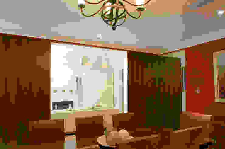 Belsize Park:  Dining room by Hélène Dabrowski Interiors, Modern
