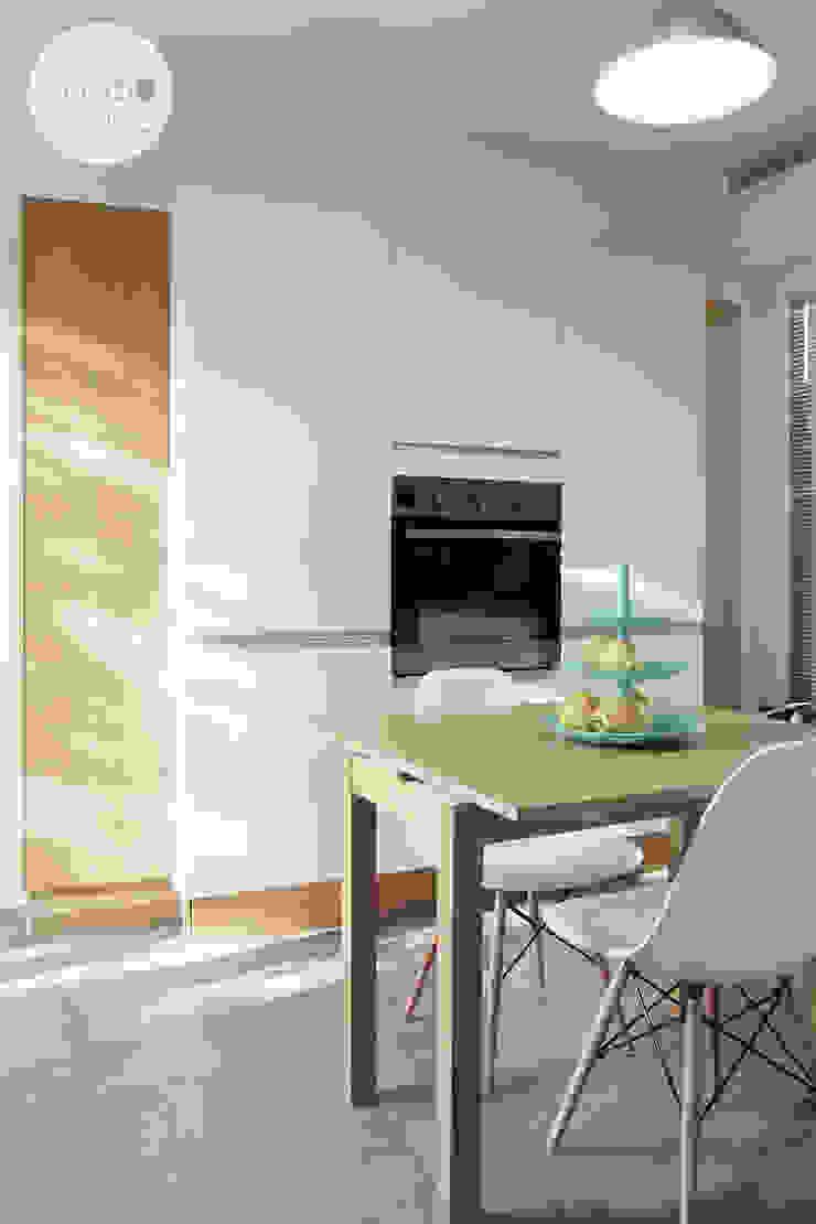 Spazio 14 10 di Stella Passerini Cocinas de estilo moderno