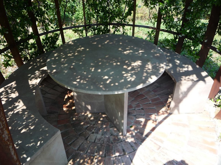 gazebo di CHRISTIAN THEILL DESIGN Moderno