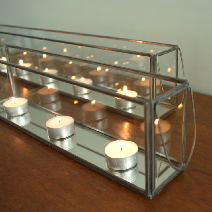 Oni T-light box: eclectic  by Decorum, Eclectic