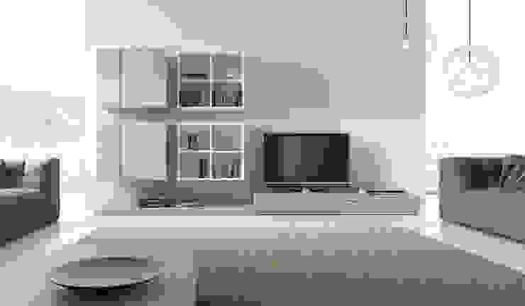 Living room by DESIGNA STUDIO ,
