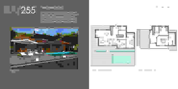 Modern houses by STUDIO RANDETTI - PROGETTAZIONE E DESIGN Modern