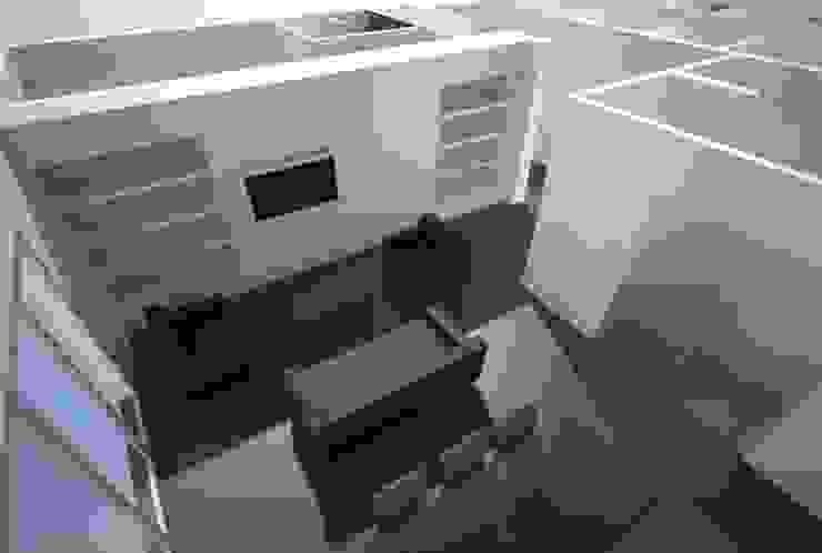 Appartement Villeurbanne Salle à manger moderne par Agence LVH Moderne