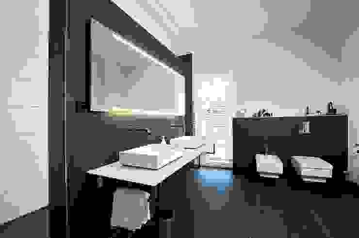 Jesteburger Sonnenhäuser – die wichtigsten Fakten auf einen Blick Badezimmer von Jesteburger Sonnenhäuser GmbH & Co. KG