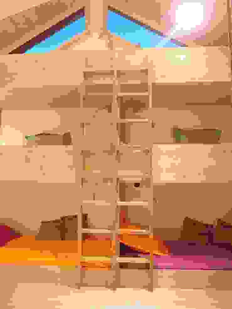 Dortoir Enfants Maisons modernes par DAI Création Moderne