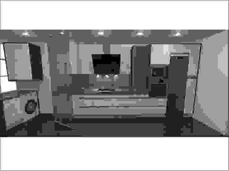 โดย spazio kitchen
