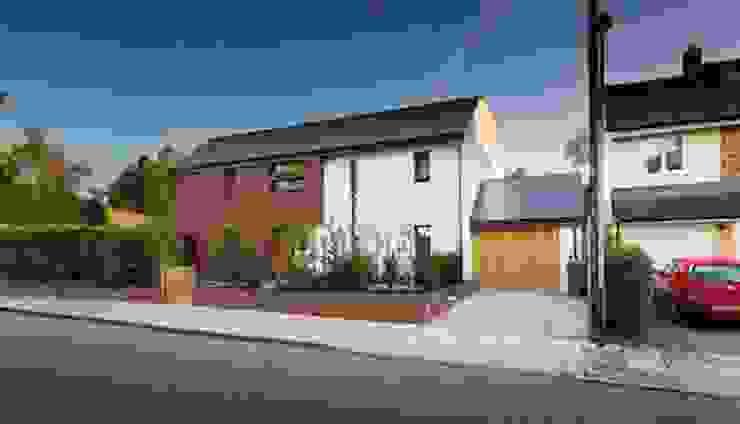 Cheltenham Passivhaus Moderne huizen van Seymour-Smith Architects Modern