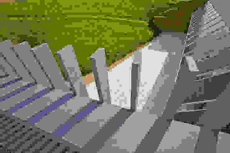 Underhill House PPS7 Modern balcony, veranda & terrace by Seymour-Smith Architects Modern