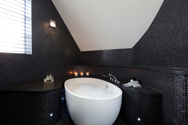 Chiswick W4: Perfect Bathroom Oasis Klasik Banyo Increation Klasik