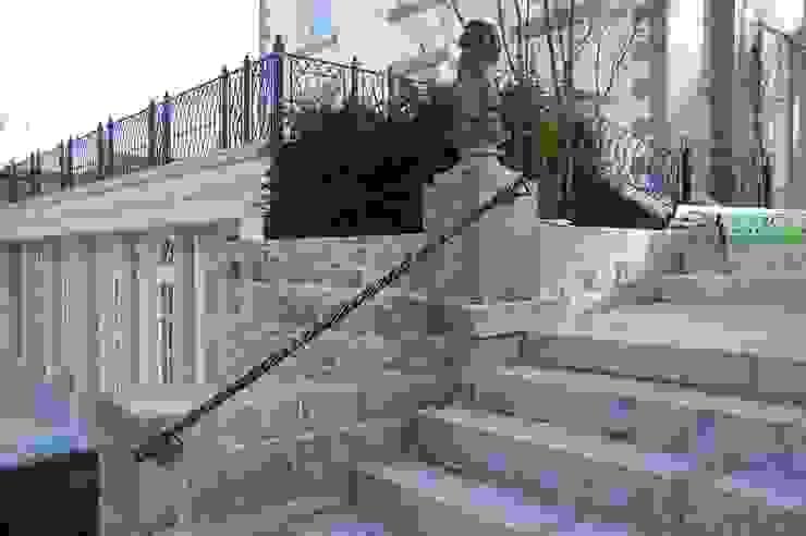 Guernsey Handrails Unique Iron Design Ltd.
