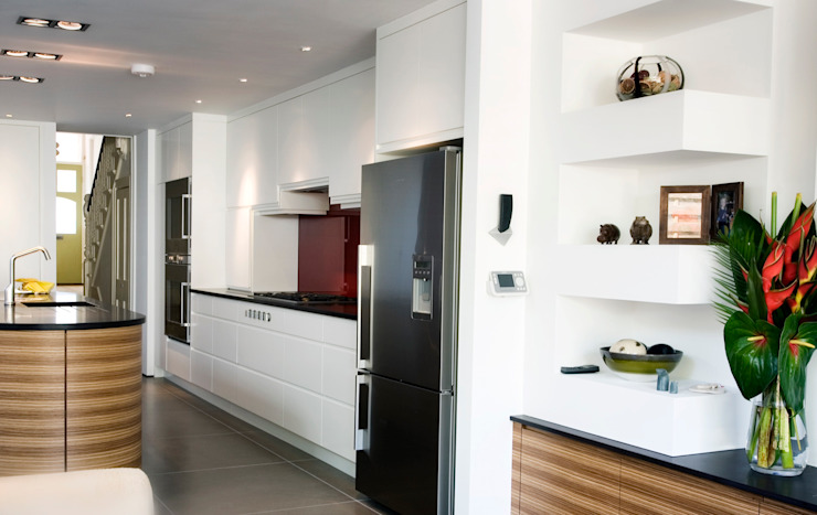Highgate N6: Stunning London Kitchen Increation Kitchen