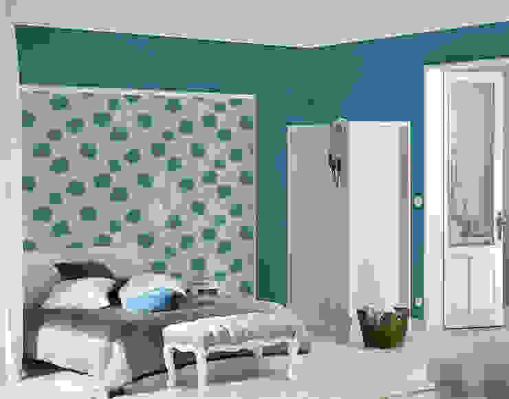 Dormitorio Chicago de Disbar Papeles Pintados Moderno
