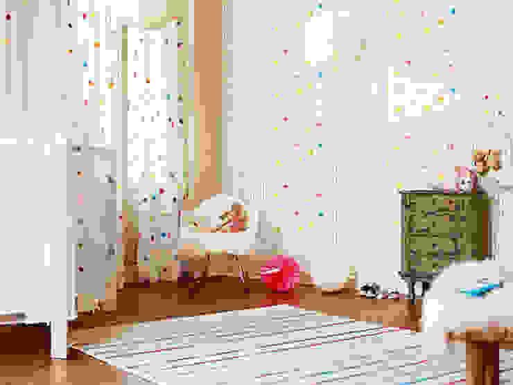 Dormitorio Kids Esprit 3 de Disbar Papeles Pintados Moderno