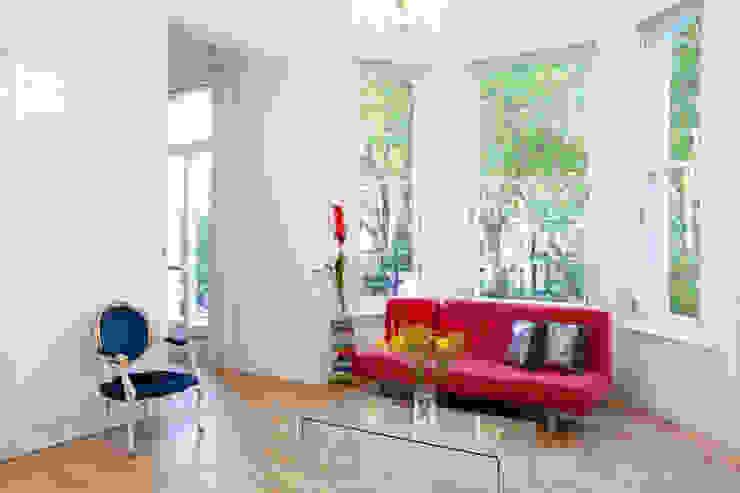 Kensington Gardens W2: Contemporary Style Klasyczne domy od Increation Klasyczny