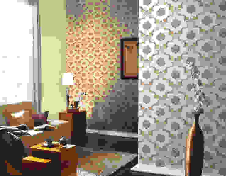 Salon Hermitage 9 de Disbar Papeles Pintados Clásico