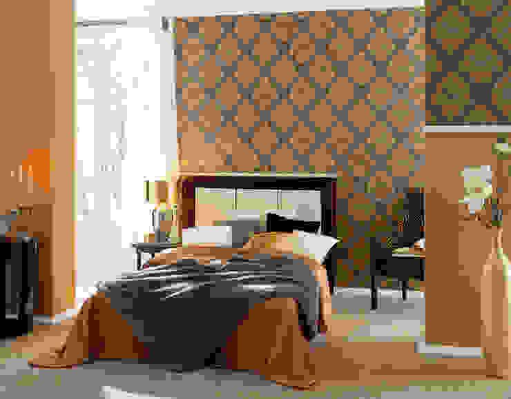 Dormitorio Hermitage 9 de Disbar Papeles Pintados Clásico