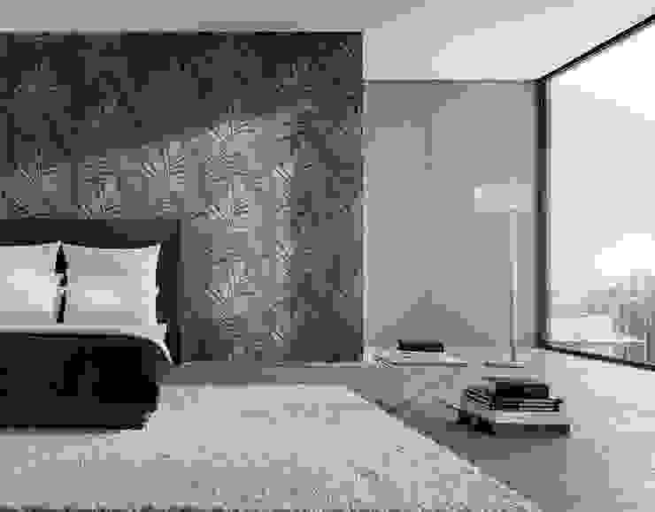 Dormitorio Metropolis de Disbar Papeles Pintados Moderno