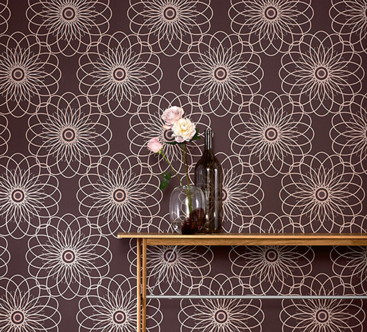 Salon My Home by Raffi de Disbar Papeles Pintados Moderno