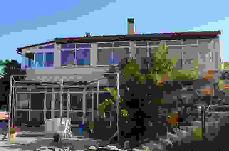 AHORRO DE AGUA. DEPURACIÓN DE AGUAS Casas de estilo mediterráneo de VIVSA. VIVIENDA SANA Mediterráneo