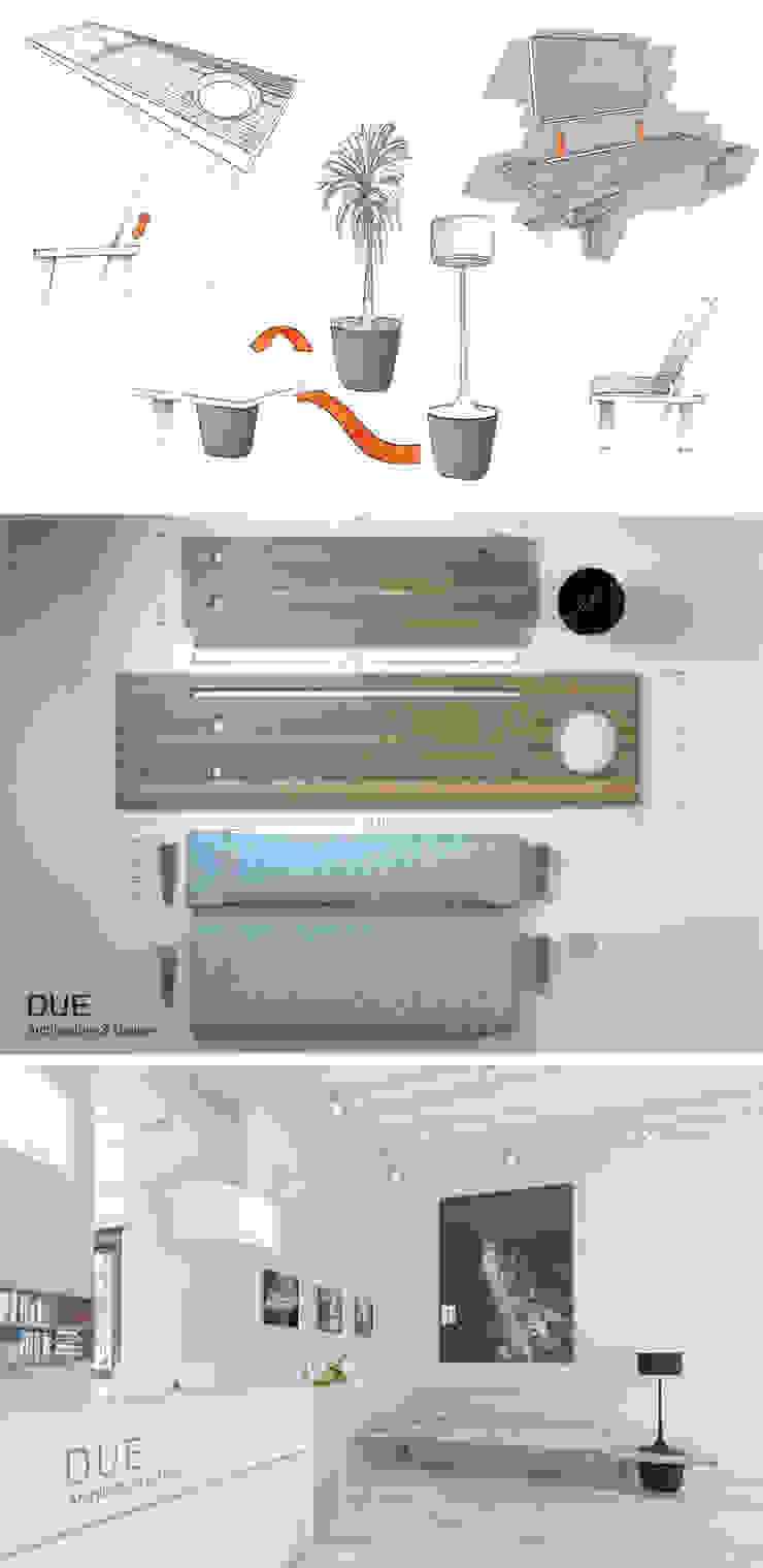 Presentación del producto de DUE Architecture & Design Escandinavo