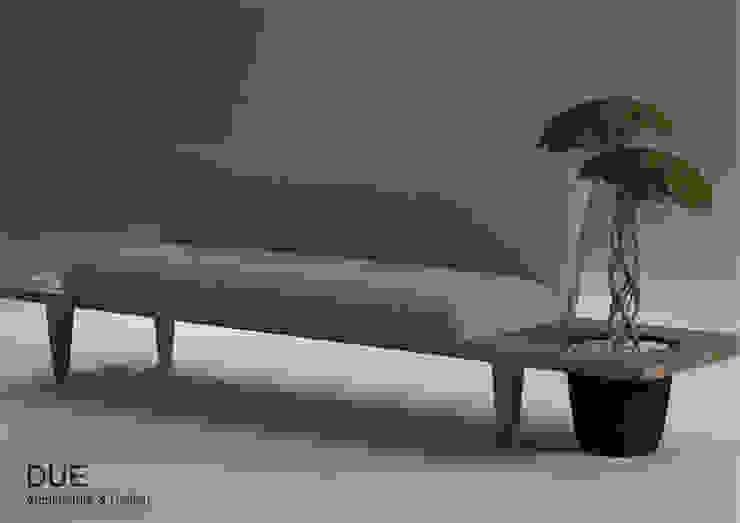 Opción 1 - Maceta de DUE Architecture & Design Escandinavo