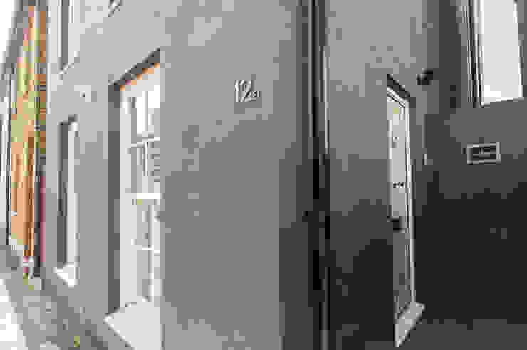 AG123_TwickenhamHome Modern houses by Morgan Harris Architects Ltd Modern