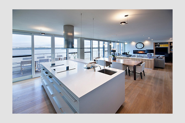 Lakes By Yoo 1 Kitchen by Future Light Design